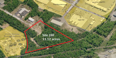 Valmont Industrial Park Site 20F