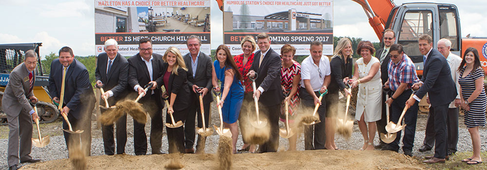 coordinated groundbreaking final