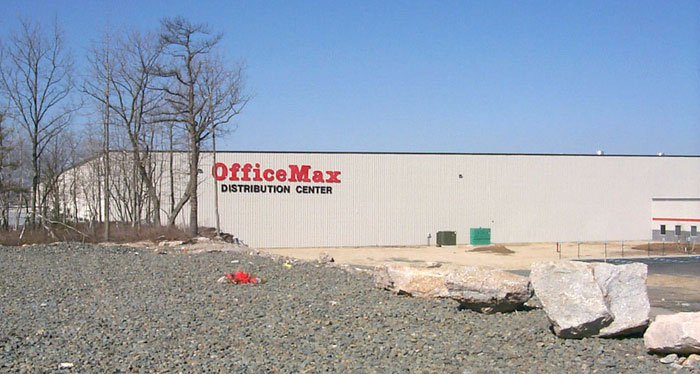 OfficeMax was one of the first tenants in Humboldt West.
