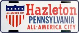 All-American City Award - CAN DO and the Greater Hazleton Chamber of Commerce spearheaded a campaign to obtain this important distinction for the City of Hazleton.