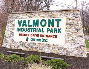 Valmont was CAN DO's first industrial park and is home to many industries.